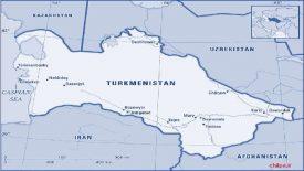تحقیق ترکمنستان و سازمان های اطلاعاتی و امنيتی آن