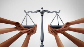 مبانی نظری در مورد عدالت سازمانی